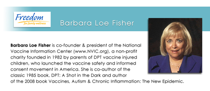 barbara loe fisher